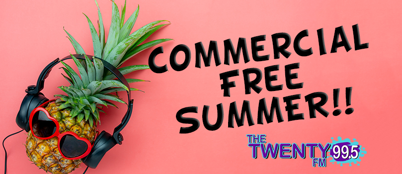 Commercial Free Summer